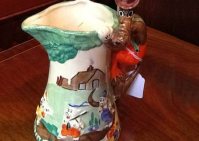 Wade Heath big bad wolf jug